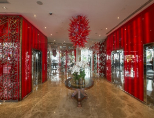 Emporium Hotel – Dark Details for Events with a Difference