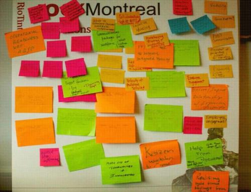 IOC Leadership Conference, Montreal