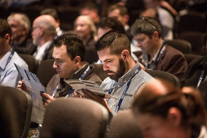Six Steps to Maximise Your Conference Experience