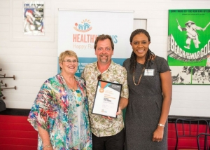 Healthy Towns Awards 2016