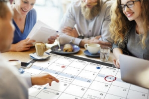 Managing an Event