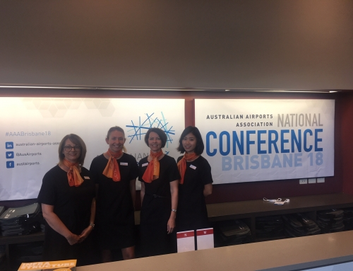 Australian Airports Association National Conference Brisbane 2018
