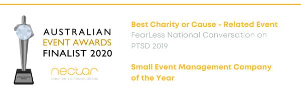 2020 Australian Event Awards