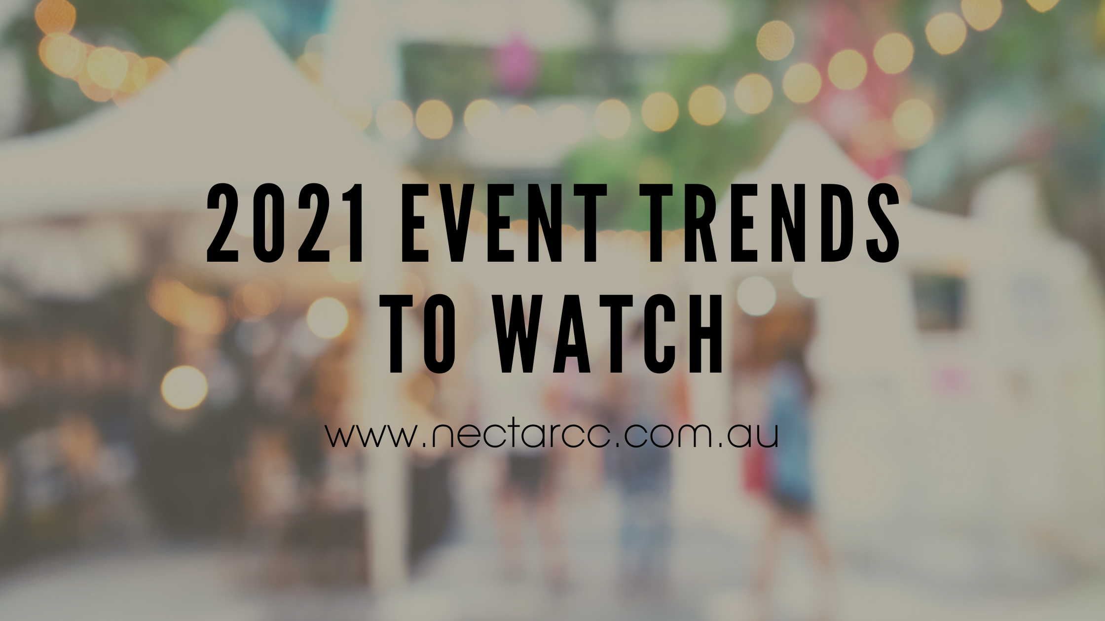 2021 event trends