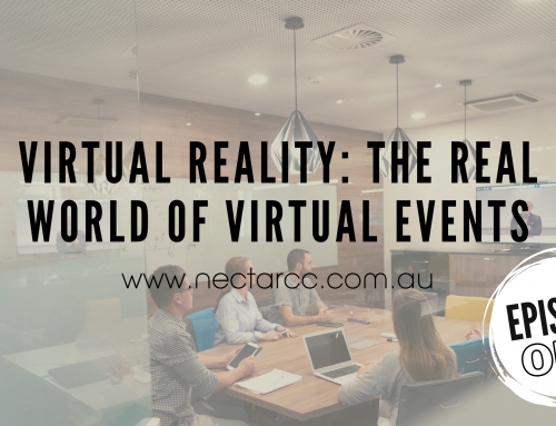 Virtual reality: The real world of virtual events (Episode 1)