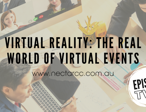 Virtual reality: The real world of virtual events (Episode 2)