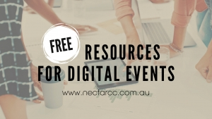 digital event resources