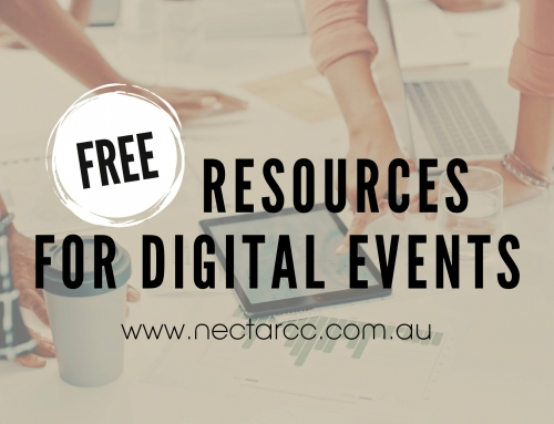 Free resources for digital events