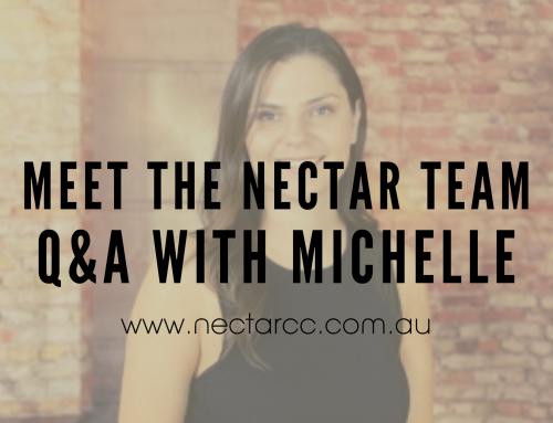 Meet the Nectar team – Q&A with Michelle