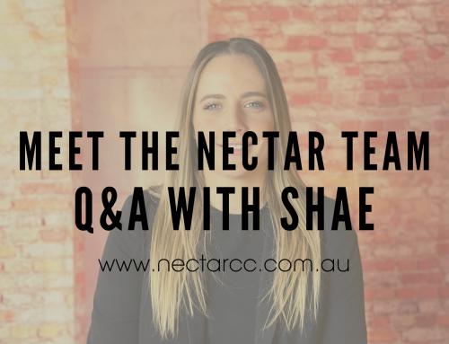 Meet the Nectar team – Q&A with Shae